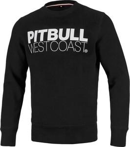 Czarna bluza Pit Bull z weluru