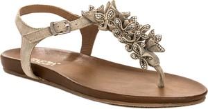 Sandały Venezia z klamrami