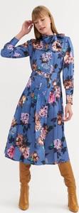 Sukienka BGN z okrągłym dekoltem