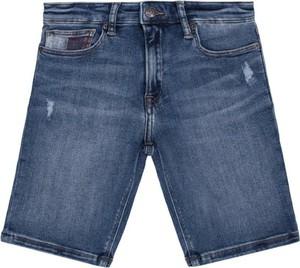 Spodenki dziecięce Tommy Hilfiger z jeansu