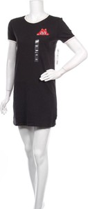Sukienka Vans mini z krótkim rękawem