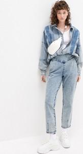 Jeansy House z jeansu w street stylu