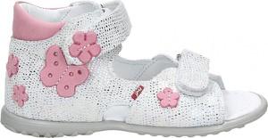 Buty dziecięce letnie EMEL w kwiatki