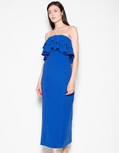 Niebieska sukienka Venaton