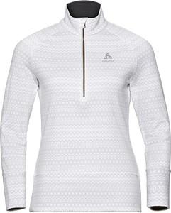 T-shirt ODLO w stylu casual z golfem