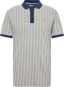 Koszulka polo Tommy Jeans z tkaniny
