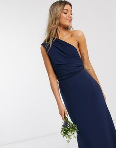 Niebieska sukienka Tfnc