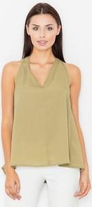 Zielona bluzka Figl