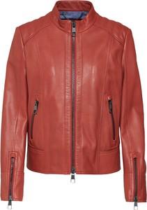 4c52d990e9f25 Czerwone kurtki ramoneski, kolekcja wiosna 2019