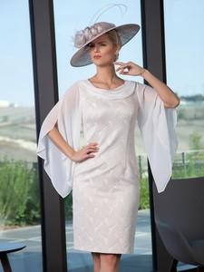 Sukienka Lizabella z żakardu