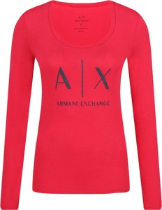 Bluzka Armani Exchange