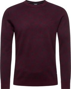 Fioletowy sweter Joop!