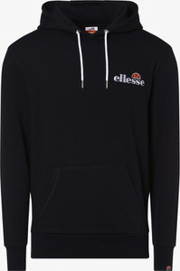 Czarna bluza Ellesse w stylu casual