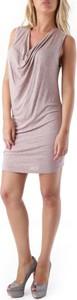 Różowa sukienka Sexy Woman mini