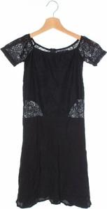 Sukienka Motel Rocks prosta w stylu casual z krótkim rękawem