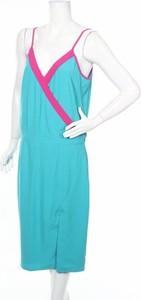 Sukienka Baimih maxi na ramiączkach