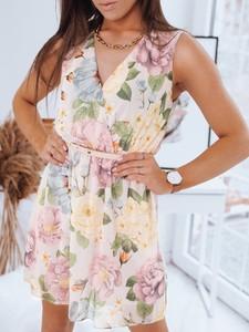 Sukienka Dstreet z dekoltem w kształcie litery v