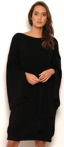 Czarna sukienka Manoukian