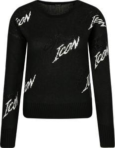 Sweter Guess w stylu casual z wełny