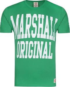 T-shirt Marshall Orginal z nadrukiem