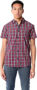 Koszula Wrangler w stylu casual z krótkim rękawem