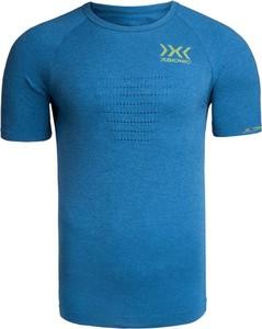 Niebieska koszulka X Bionic