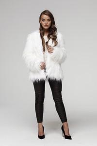 Kurtka Smoke Furs w stylu glamour