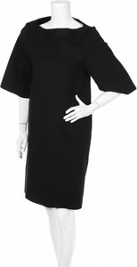 Sukienka Dagmar z długim rękawem prosta