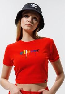 T-shirt Ellesse w sportowym stylu z okrągłym dekoltem