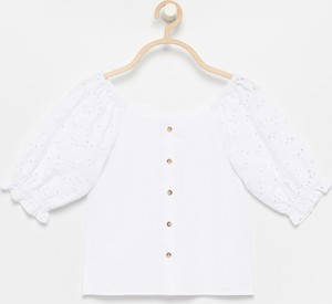 Bluzka dziecięca Reserved z krótkim rękawem