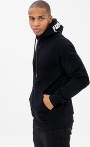 Czarna bluza Stoprocent z bawełny