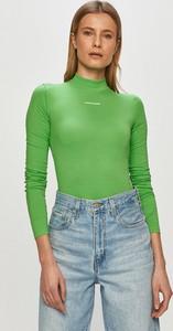 Bluzka Calvin Klein w stylu casual
