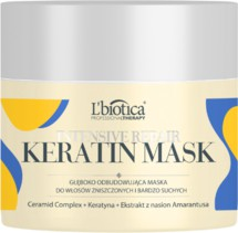 L'Biotica L'BIOTICA Professional Therapy Intensive Repair Keratin Mask- 200 ml