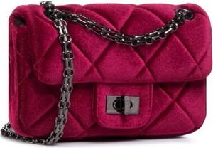 Czerwona torebka DeeZee na ramię