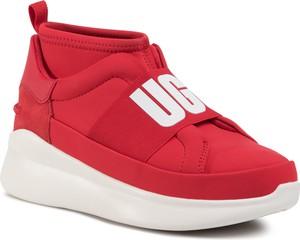 Sneakersy UGG Australia na platformie