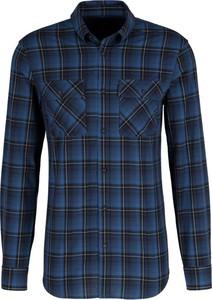 Koszula Armani Jeans w stylu casual z długim rękawem