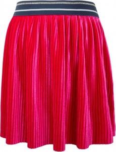 Czerwona spódniczka dziewczęca Endo