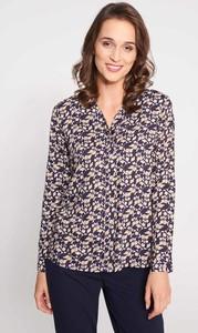 Bluzka QUIOSQUE z dekoltem w kształcie litery v w stylu casual