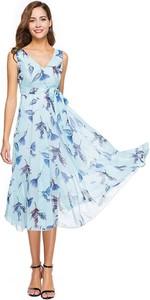 Sukienka Nisha z dekoltem w kształcie litery v