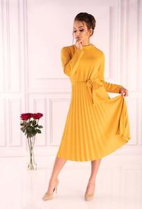 Sukienka MERRIBEL midi w stylu casual