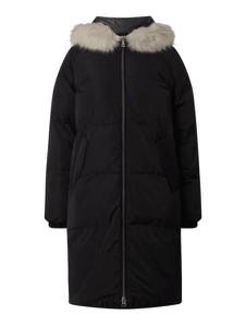 Czarny płaszcz G.I.G.A. DX