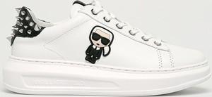 Buty sportowe Karl Lagerfeld ze skóry