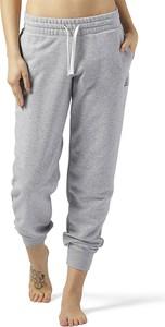 Spodnie Reebok z dresówki w sportowym stylu