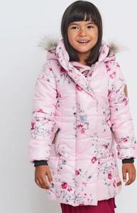 Różowa kurtka dziecięca Nativo Kids