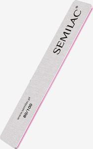 Pilnik do paznokci szeroki 80/100 Semilac Quality