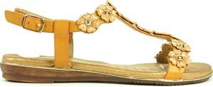 Sandały T.sokolski ze skóry ekologicznej