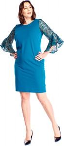 e49947a35caeda sukienki z koronki dla puszystych. - stylowo i modnie z Allani