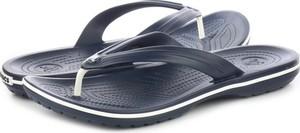 Granatowe buty letnie męskie Crocs