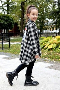 Koszula dziecięca Kids By Voga z bawełny