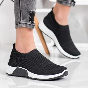 Czarne buty sportowe Czasnabuty